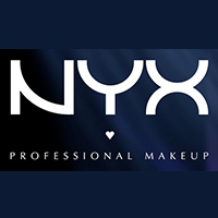 What font does NYX Cosmetics use?