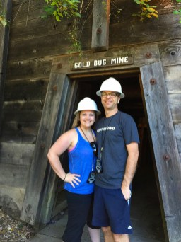 Family History Field Trip Gold Bug Mine