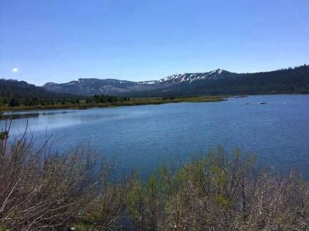 Lake Van Norden Hiking