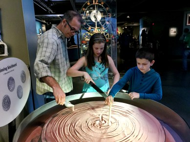 Family Science Fun At The Exploratorium San Francisco
