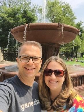 Brian Bourn and Jennifer Bourn Chicago