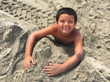 Christian Lema Oceanside Beach Vacation