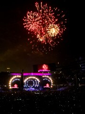 Fare Thee Well Fireworks Soldier Field