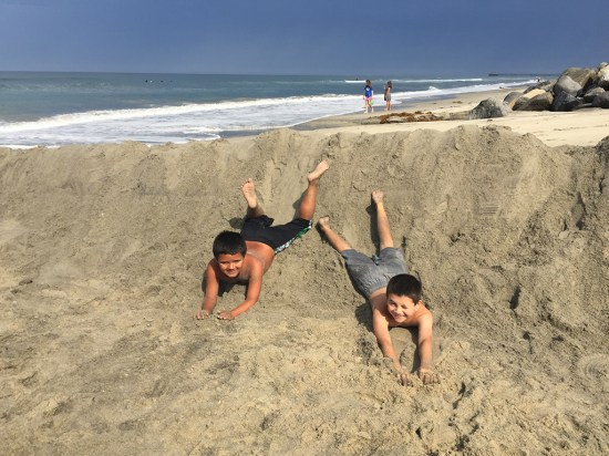 Oceanside California Beach