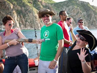 Cabo Legend Pirate Ship