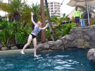 Grand Wailea Tarzan Pool