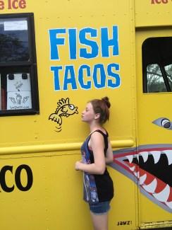 Jaws Fish Tacos Food Truck Maui
