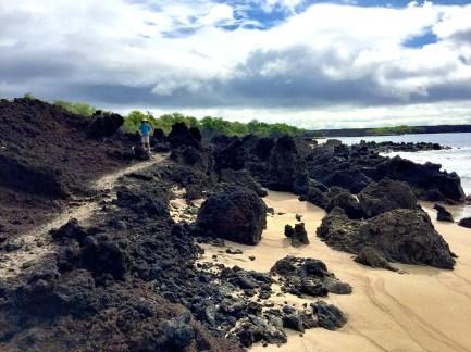 Kings Trail La Perouse Bay Maui