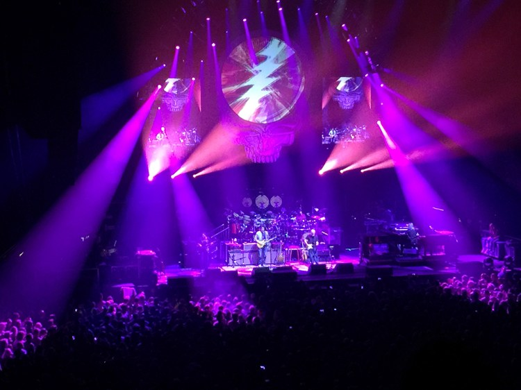 Dead and Company at Civic Center Auditorium in San Francisco