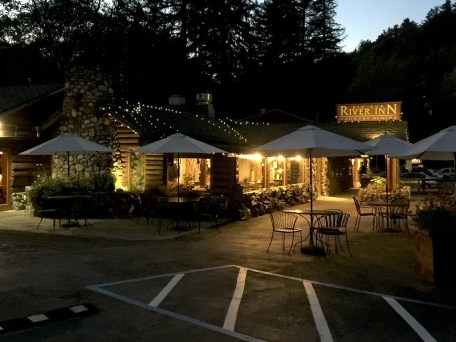 Staying At The Big Sur River Inn