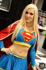 Supergirl Wizard World Comic Con