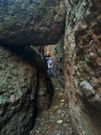 Balconies Cave Full of Water