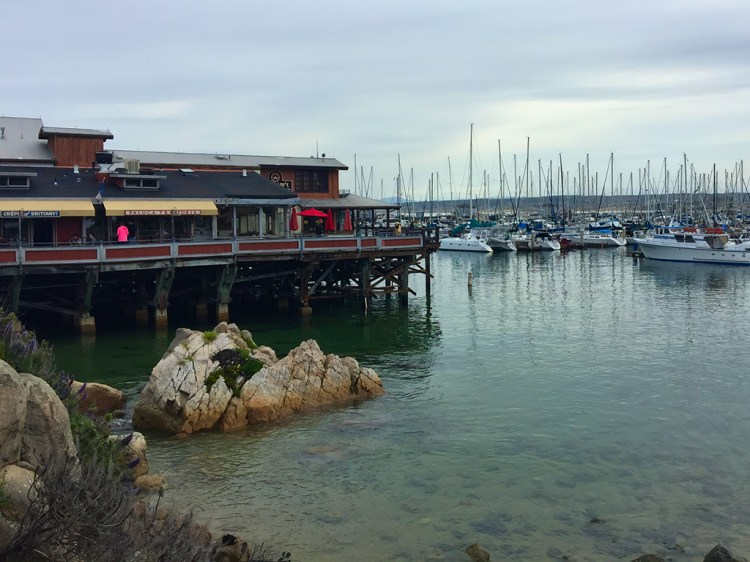 Day Trip to Monterey And Visiting Fishermans Wharf