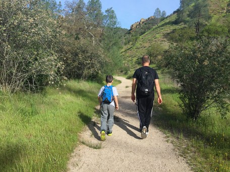 Moderate Hike For Families Pinnacles National Park