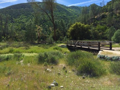 Visitor Center To Bear Gulch Day Use Trail