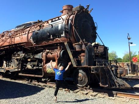 Exploring Old Sacramento
