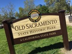 Old Sacramento California State Historic Park