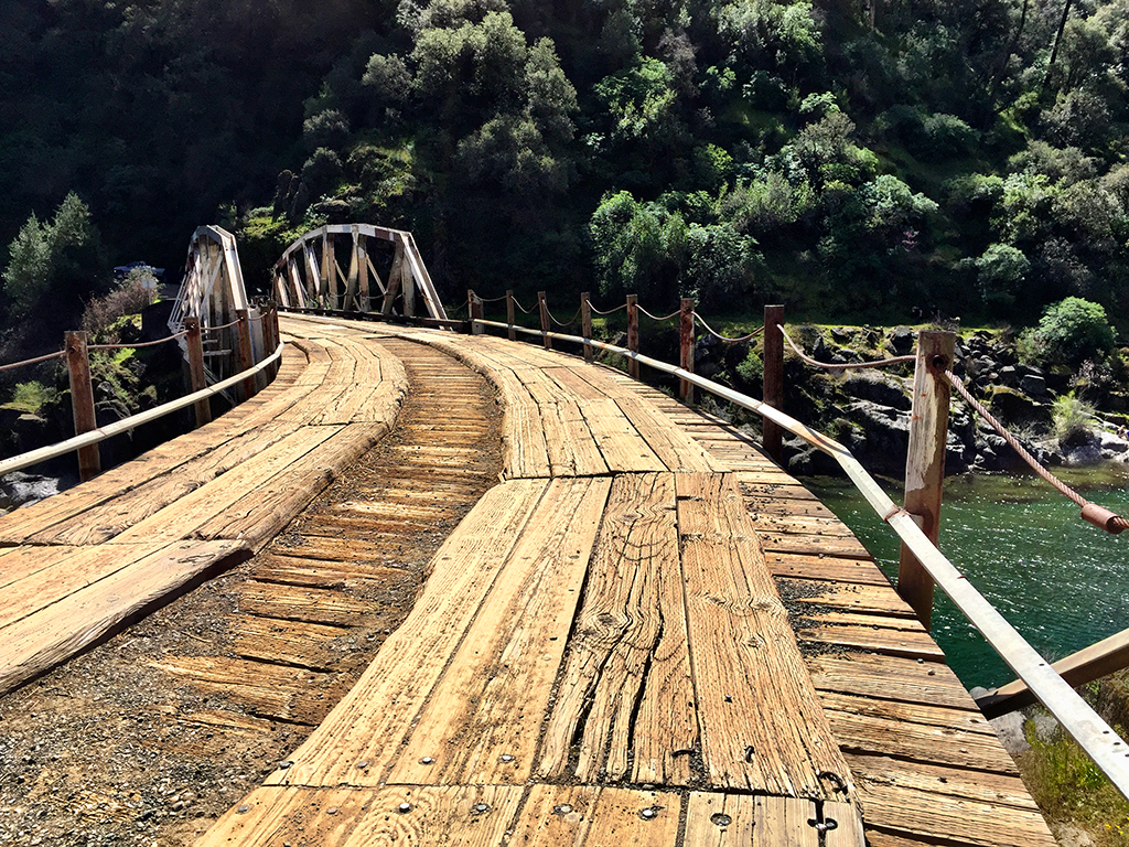 Ponderosa Bridge Placer County