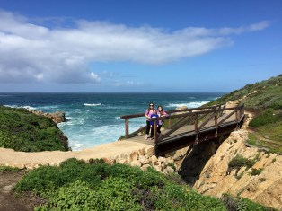 Easy Family Hike ALong The Bluffs at Garrapata State Park