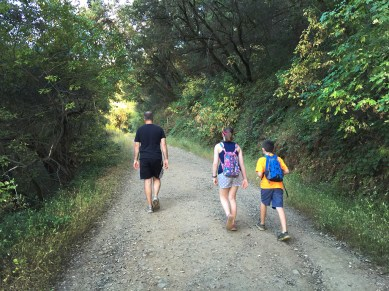Family Hiking With Kids on the Lake Clementine Trail