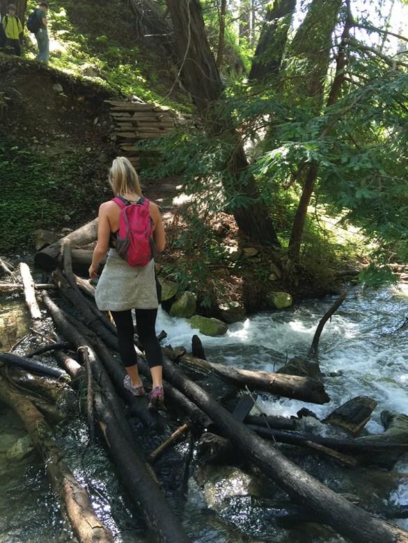 Hike Limekiln State Park And Traverse Limekiln Creek