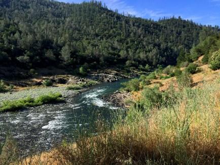Hiking the Canyon Creek Trail Near Auburn California