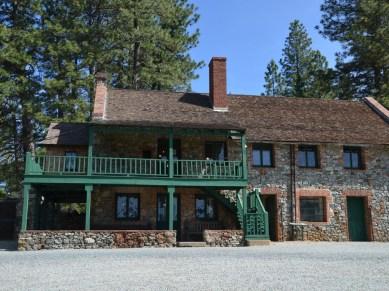 Historic California Gold Mine Buildings