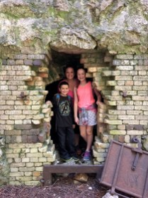 Historic Lime Kiln Remains in Big Sur