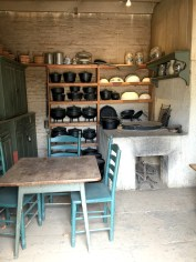 The Kitchen in Sutter's Fort