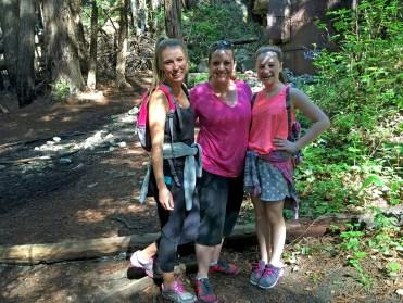 Melanie Mabry, Jennifer Bourn, and Natalie Bourn