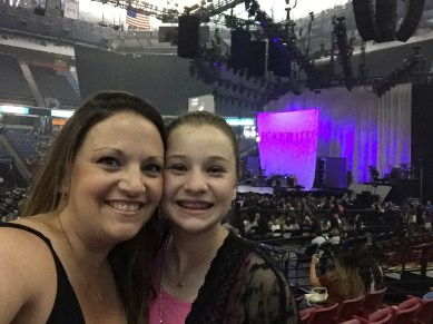Mom And Daughter Night Out To See Selena Gomez