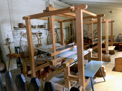 Weaving Room At Sutter's Fort