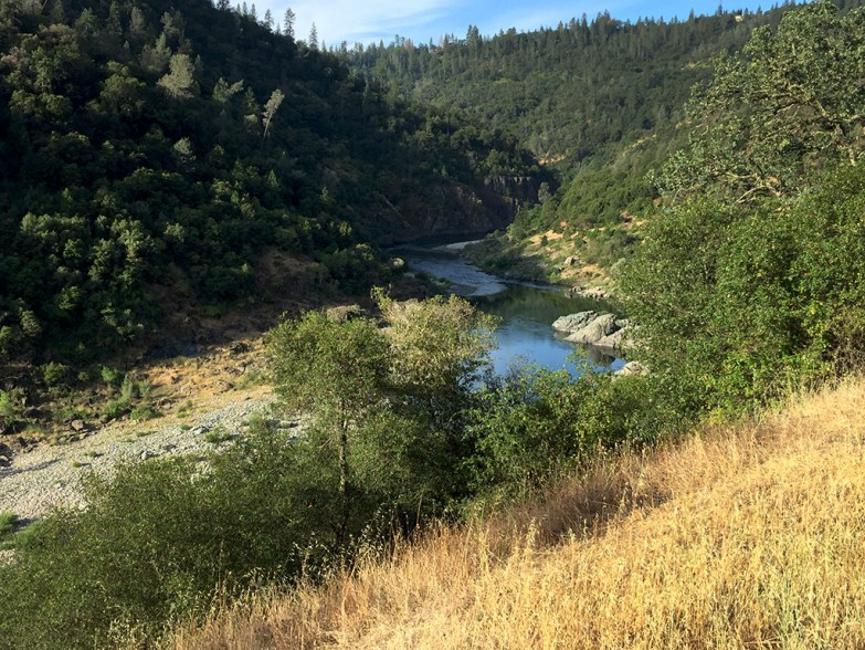 Western States Trail and Canyon Creek Trail
