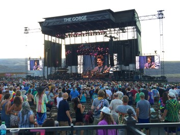 John Mayer with Dead and Company at The Gorge