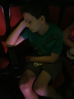 Kids Sleeping at Dead and Company