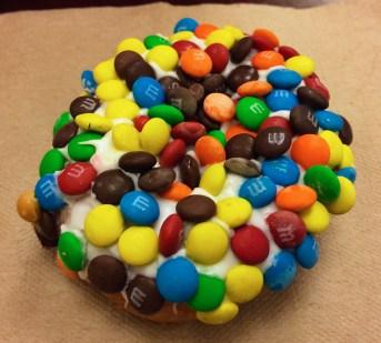 M&M Voodoo Doughnut