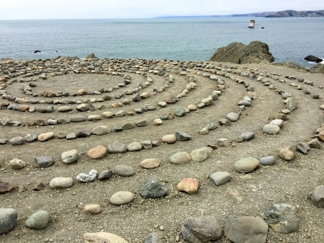 Hidden Labyrinth in San Francisco