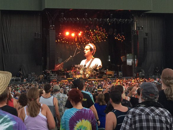 John Mayer With Dead And Company in Wheatland