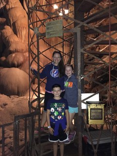 Family Adventure at Moaning Cavern in Vallecito