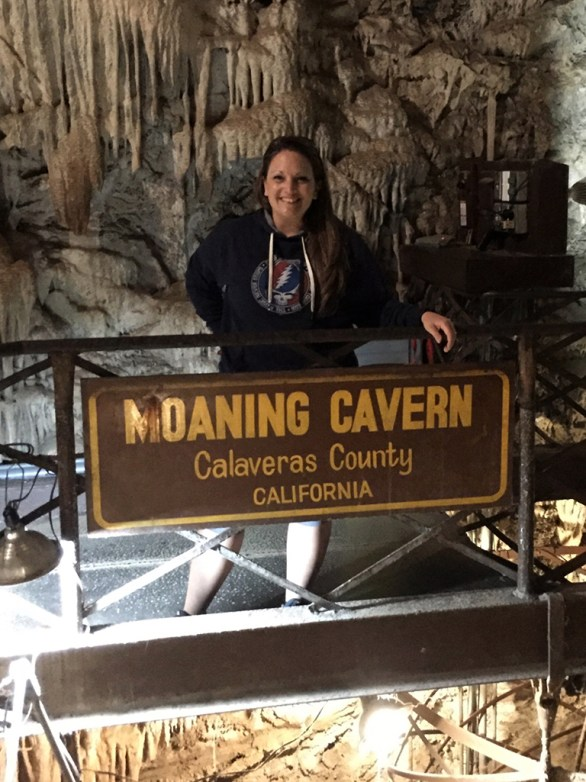Moaning Cavern in Calaveras County, California
