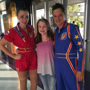 Photos With Circus Performers