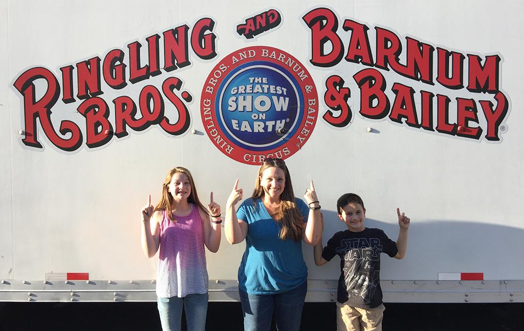 Sacramento Circus Family Fun