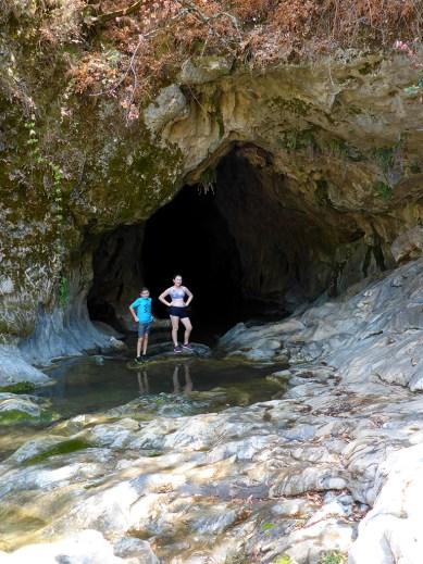 Upper Natural Bridges Trail
