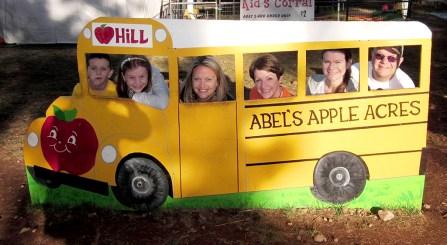 Abel's Apple Acres Photo Cutouts