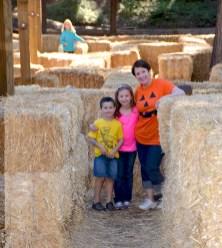 Apple Ridge Hay Maze