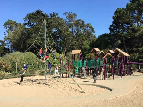 Best Playground in San Francisco