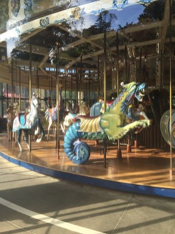 Vintage Carousel and Children's Playground in Golden Gate Park