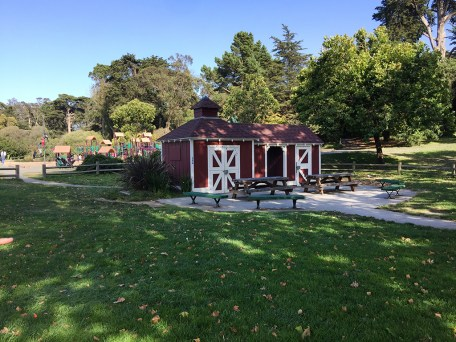Children's Picnic Area and Playground in Golden Gate Park