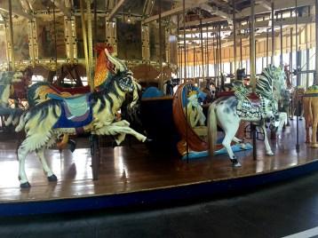 Golden Gate Park Vintage Carousel