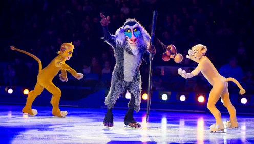 Disney on Ice Passport to Adventure with The Lion King Comes to Sacramento